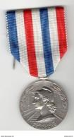 Médaille D'Honneur Argent Des Chemins De Fer - Attribuée En 1965 - France