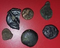 Lot De Potins Et Bronzes - Gallië