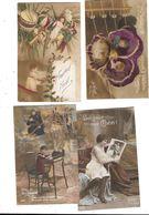 10941 - Lot De 50 CPA  Thème Militaria, Patriotiques, - Cartes Postales