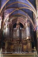 Bonsecours (76)- Orgue De La Basilique Notre-Dame (Edition à Tirage Limité) - Bonsecours