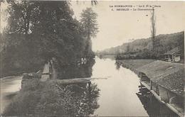 D27 - BROGLIE - LA CHARENTONNE -  Ecluse Et Lavoirs  - PRECURSEUR - France
