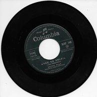 "Edith Piaf 45t. SP ""avec Ce Soleil/retour"" - Other - French Music"