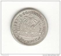 10 Centimes Haiti 1881 - Haiti