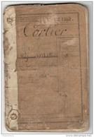 Livret Militaire Classe 1893 - Service De 1894 à 1897 - Mobilisation 1914 à 1919 - Dokumente