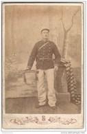 Photo D'un Soldat Du 13 Régiment D'Artillerie Basé à Setif - Circa 1920 - Dokumente