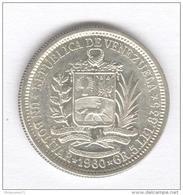 1 Bolivar Venezuela 1960 - SUP - Venezuela