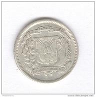 10 Centavos République Dominicaine 1953 - Dominikanische Rep.