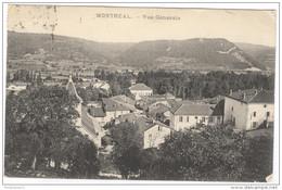 CPA Montréal - Vue Générale - Circulée En 1916 - Montreal