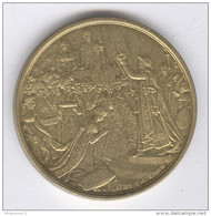 Médaille Du Couronnement De Napoléon, Empereur Et Roi - Graveur Thiebaud - France