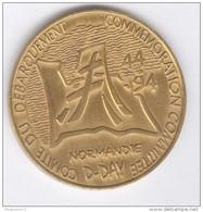 Médaille D-Day - Commémoration Du Débarquement 1994 - France