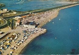 13) FOS-SUR-MER : Vue Aérienne Sur La Plage - Autres Communes
