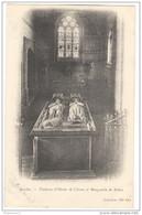 CPA Josselin - Tombeau D'Olivier De Clisson Et Marguerite De Rohan  - Non Circulée - Josselin