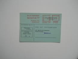 Ema, Meter, Scouting - Cartas