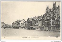 CPA Berck Plage - L'Entonnoir - Non Circulée - Berck