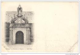 CPA Carnac - Porche De L'Eglise - Non Circulée - Carnac