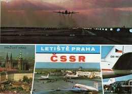 Aerodrome Praha - Prague - Aérodromes