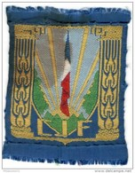 Ecusson Tissu Des Chantiers De Jeunesse - WW2 - Ecussons Tissu