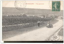 CPA Chassagne - Vue Générale - Circulée 1916 - France