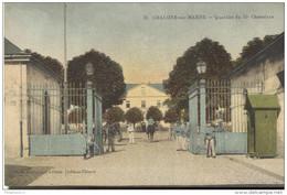 CPA Bruère - Annexe De Remonte De Châteaufer - La Cour D'entrée - Circulée - Autres Communes