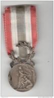Médaille D'Honneur De La Police - Ministère De L'Intérieur - Attribuée 1955 - Militares