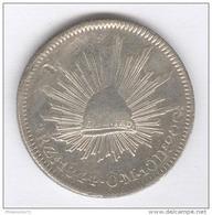 8 Reales 1844 Mexique / Mexico - TTB - Mexico