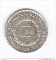 200 Reis Brésil / Brazil 1860 - Brésil