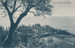 U.852.  Lago Di Garda - San Vigilio - Italia