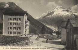 Trelechamp (1417m) Hotel Du Col Des Montetes Et Aiguille Verte RV - Chamonix-Mont-Blanc