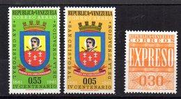 Serie Nº  A-739/40 + Expreso 2   Venezuela - Venezuela