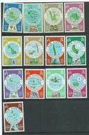 New Hebrides 1977 - YT N° 508-520 Neuf ** - Nuevos