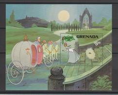 Disney Grenade Grenada 1981 BF 95 ** MNH - Disney