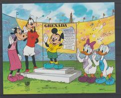 Disney Grenade Grenada 1988 BF 191 ** MNH - Disney