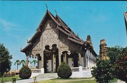 THAÏLANDE--Wat Chama Thaywee In The Lumpoon--province NORTH THAILAND--voir 2 Scans - Thailand