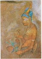 Fresco:  Sigirya Fresco - Sri Lanka - Sri Lanka (Ceylon)