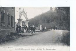 Cpa  -90- Beaucourt - Beaucourt