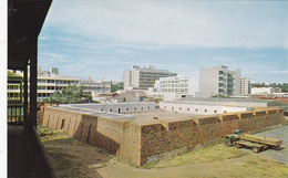 LAURENCO MARQUES(Maputo), Mocambique, 40-60s; Our Lady Of Conception's Fortress Where Is Installed The Historical Museum - Mozambique