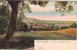 WEISSENBURG  Blick Auf Weissenburg  10560 - Weissenburg