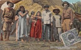 Panama / Belle Oblitération - 30 - Cholo Indians - Chiriqui - Panama