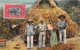 Panama / Belle Oblitération - 31 - A Family Group - Chepo - Panama