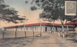 Paraguay / Belle Oblitération - 02 - El Cuartel De La Ciudad Concepcion - Paraguay