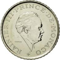 Monnaie, Monaco, Rainier III, 2 Francs, 1979, Paris, ESSAI, SPL, Nickel, KM:E71 - Monaco