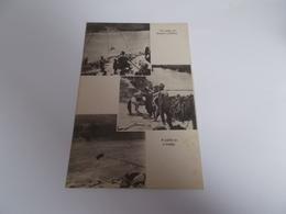CHINE- Un Câble Sert De Pont (Thibet) - Chine