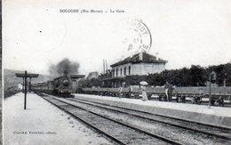 52 - Bologne La Gare - France