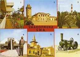 CP Namibie 1982 - Swakopmund, Multi-vues - S.W.A - Namibie