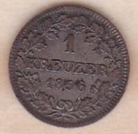 Royaume De Bavière 1 Kreuzer 1856 - Ludwig I,  KM# 799 - Small Coins & Other Subdivisions
