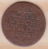 Aachen -  Aix La Chapelle 12 Heller 1792 , KM# 51 - Small Coins & Other Subdivisions