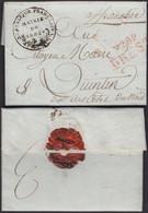"""France 1803 - Précurseur De Brest """" P28P Brest """" (6G21063) DC0768 - Marcophilie (Lettres)"""