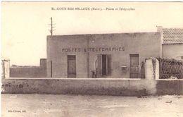 El Aioun Mellouk Postes Et Télégraphes - Marokko