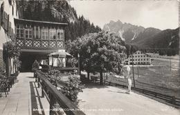 Bagni Braies Vecchia (1400)  Verso Pietra Secca (formato Piccolo) - Bolzano (Bozen)
