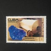 CUBA. MINERALS. 2004. MNH (A0104C) - Minéraux